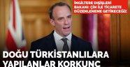 İngiltere: Çin'in Doğu Türkistanlılara yaptıkları korkunç