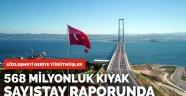 İstanbul-İzmir Otoyolu'nu işleten şirkete 568 milyonluk kıyak