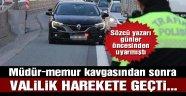 İstanbul Valiliğinden çakarlı araç genelgesi