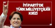 İYİ Parti'de Türk milliyetçiliği krizi