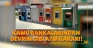 Kamu bankalarından devrim gibi karar! Tüm ATM'ler birleşiyor ama nasıl