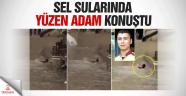 Karada yüzen ilk Türk