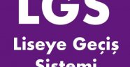 LGS 2020'nin planlaması tamam