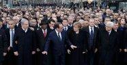 Paris saldırıları sonrası bir araya gelen dünya liderleri Ankara için nerede?