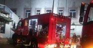 Sultan Abdülhamid Han Hastanesi'nde yangın