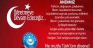 """TES:GENEL BAŞKAN GEYLAN: """"ÇOCUKLARIMIZ ÖĞRENCİ ANDINI GERİ İSTİYOR!"""""""