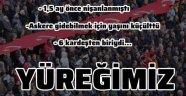 Türk Milleti Başın Sağolsun. Yüreğimiz yanıyor...