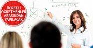 Ücretli öğretmenler arasından yapılacak... Sözleşmeli öğretmenlik için atama başvuruları başladı