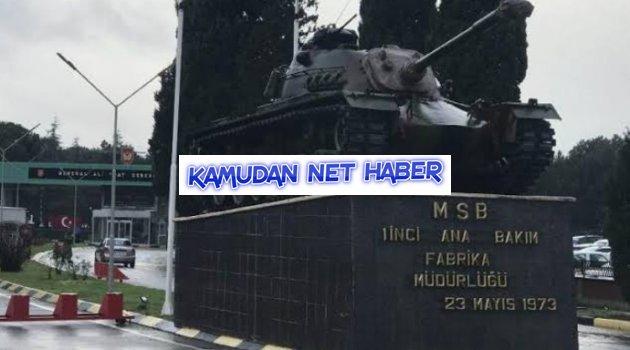 Tank Palet Fabrikası'ndaki oyun Sayıştay raporlarıyla ortaya çıktı: 'Bu işlem vatana ihanettir'