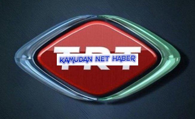 TRT'de kaç kişi çalışıyor?