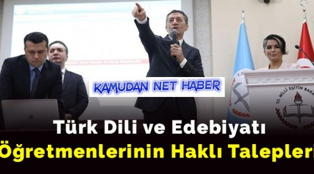 Türk Dili ve Edebiyatı öğretmenleri her atamada mağdur ediliyor