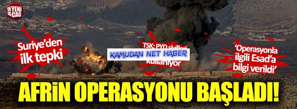 Türk Düşmanlarına Hadlerini Bildirme Operasyonu Başladı