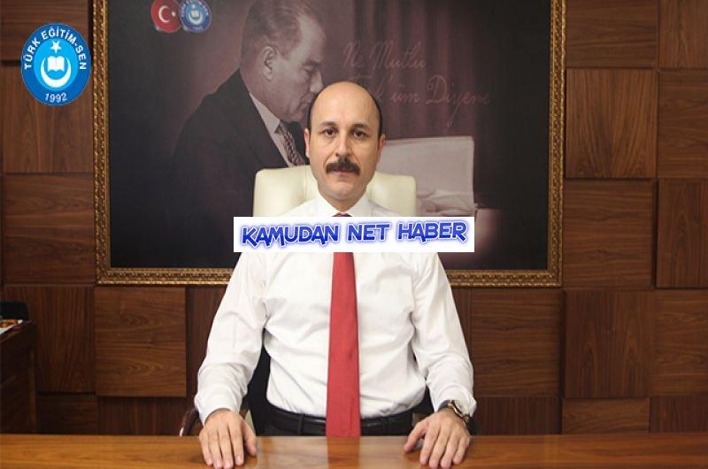 """Türk Eğitim-Sen  """"MEB Sınavı Geçemedi"""""""