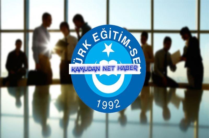 """Türk Eğitim- Sen """" Yeni Yönetici Görevlendirme Yönetmeliğini"""" Değerlendiriyor"""