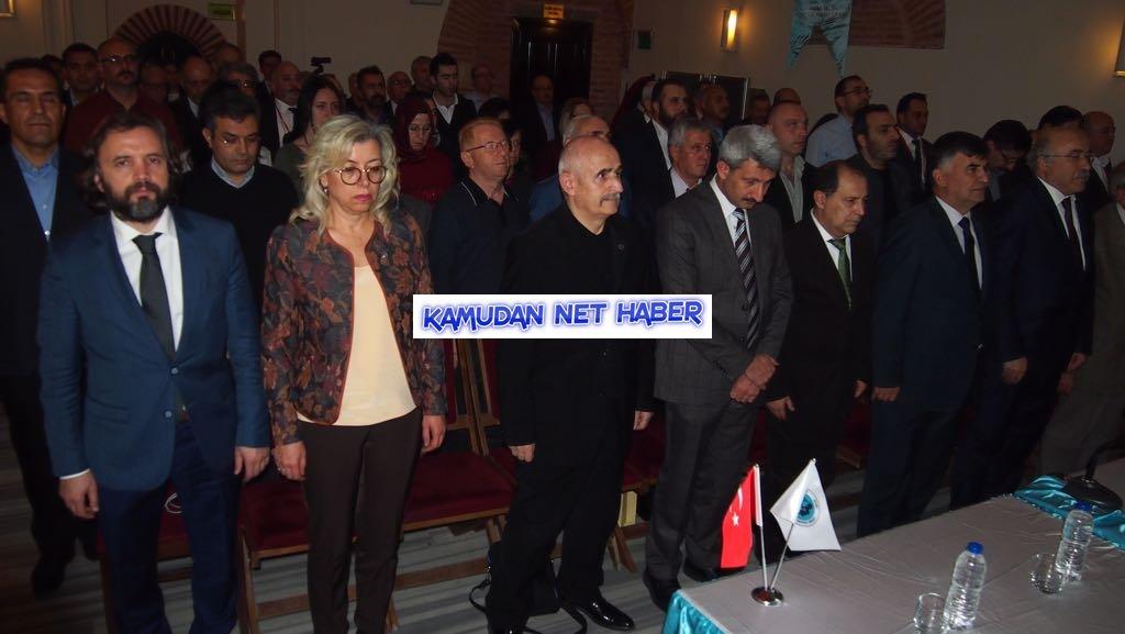 Türk Ocakları Bölge Toplantılarının Sonuncusunu Bursa da Yaptı