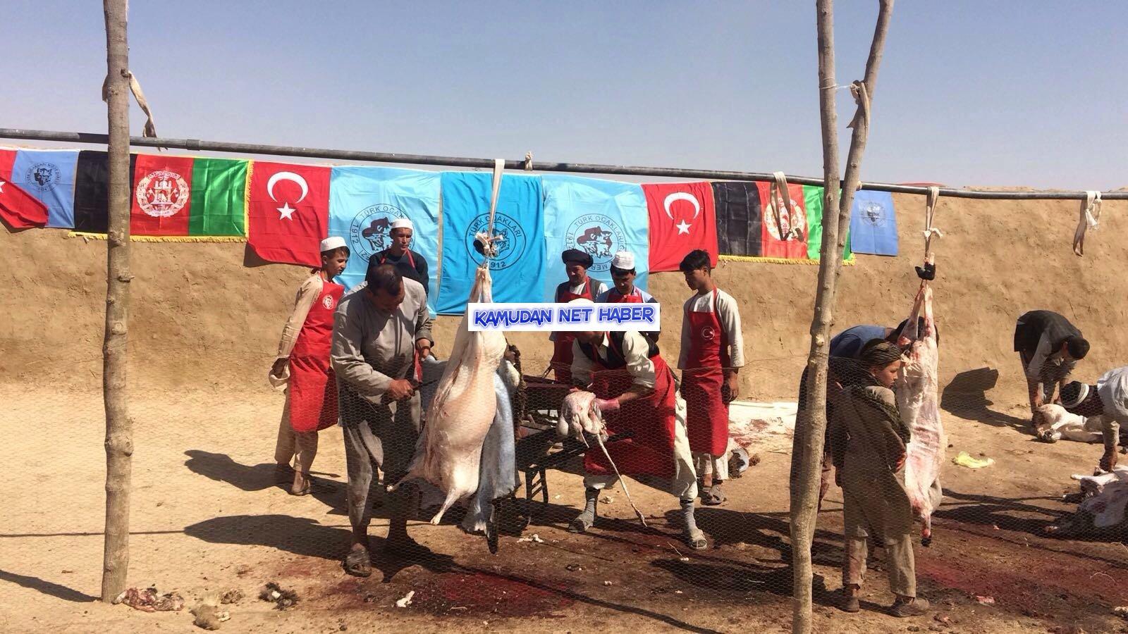 Türk Ocaklarından Turan İçin Kurban Vakti Kampanyası