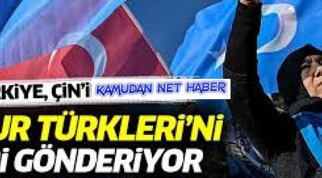 Türkiye, Çin'in istediği Uygur Türkleri'ni geri gönderiyor