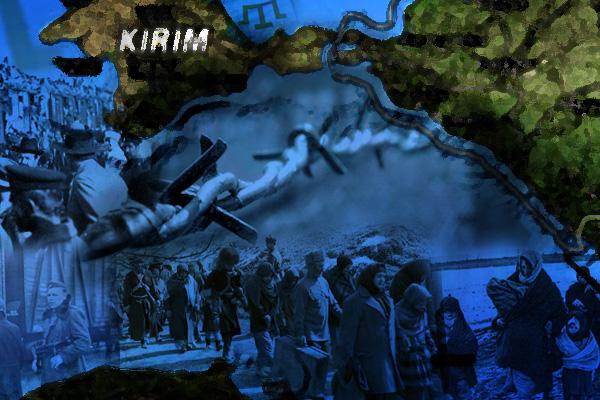 Moskof'un Kırım Tatar Soykırımı - 18 Mayıs 1944