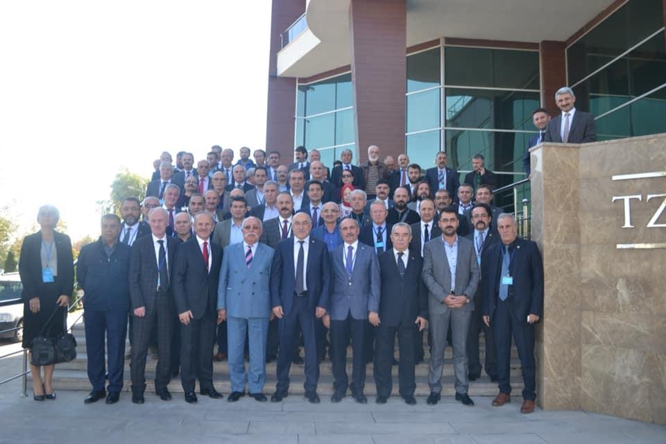 Türk Ocakları Şube Başkanları İstişare Toplantısı Sonuç Bildirisi