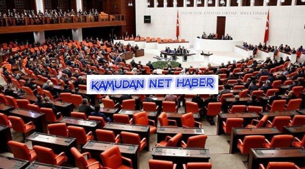 Vergi borçlarının yapılandırılmasına ilişkin kanun teklifi, Meclis'te kabul edildi