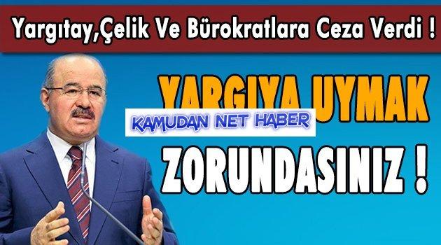 Yargı Kararını Uygulamayana Tazminat Cezası!