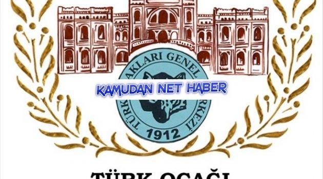 Yaşayan En Eski STK mız olana Türk Ocakları'nın 45. Genel Kurulu Yapıldı
