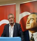 Av.Faruk Ülker Ümraniye Türk Ocağı Eski Bşk