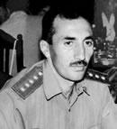 İhtiyar Abdal Karabağ Gazisi subay